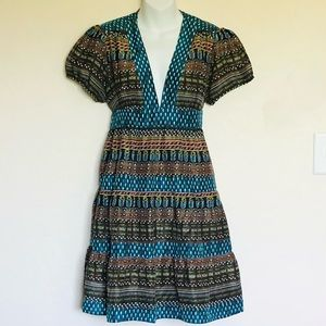 Anthropologie What Comes Around Goes Around Dress